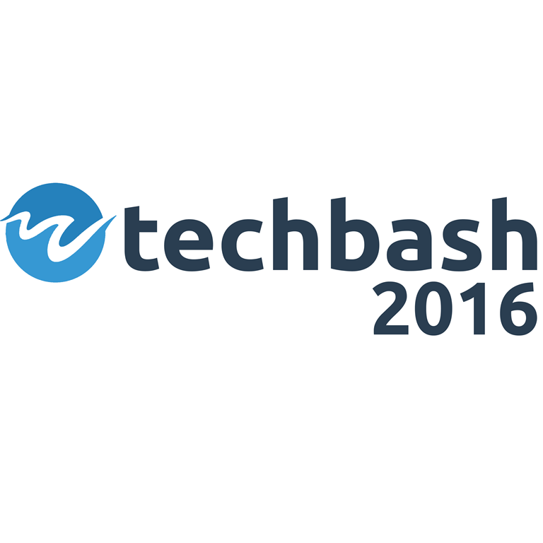 Big News About TechBash 2016