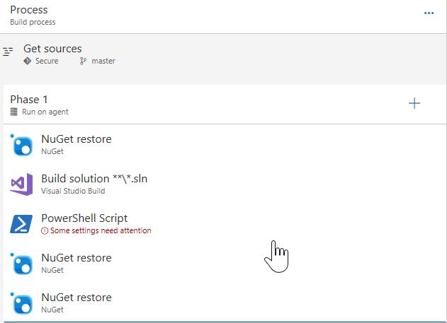 Azure DevOps - PowerShell Script