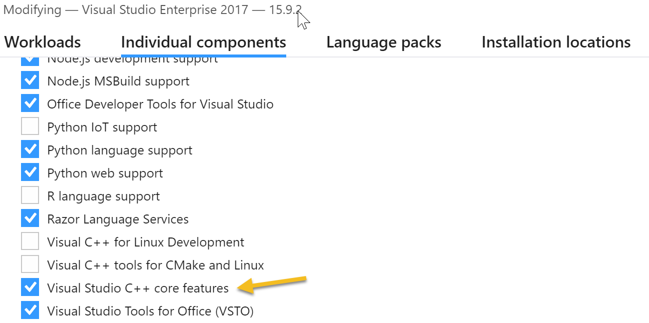 https://cdn.jasongaylord.com/images/2018/11/24/Visual_Studio_Cplus_Core_Features.png