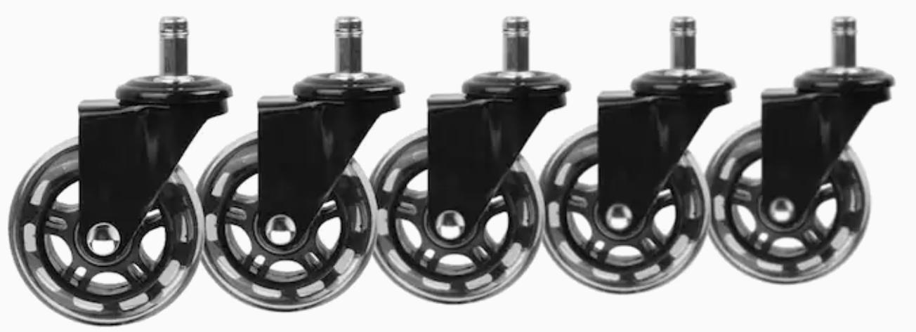 Slipstick Rollerblade Casters