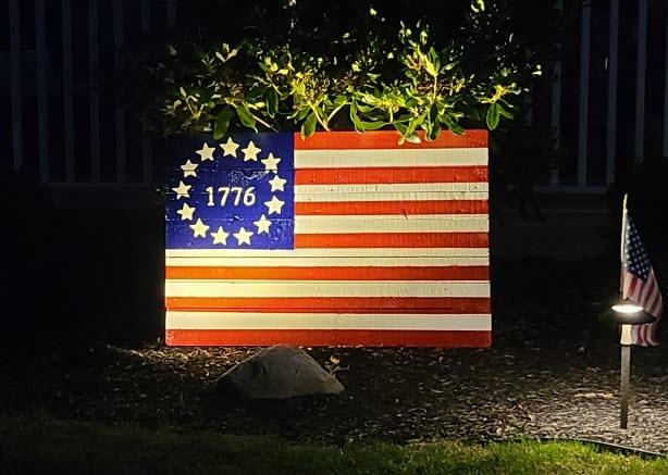 Our 1776 Flag