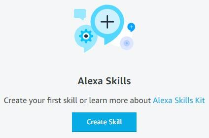 Create Skill button