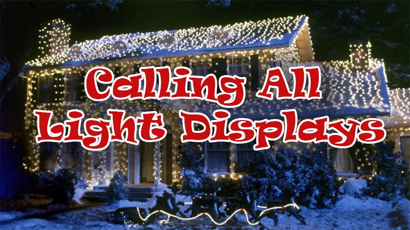 Calling All Light Displays