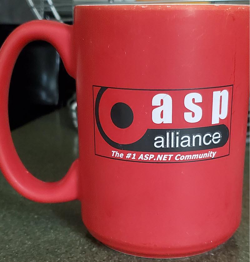 ASPAlliance Coffee Mug